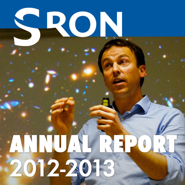 SRON Annual Report